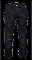 Рабочие хлопковые брюки PW3 с карманами-кобурой  PW347