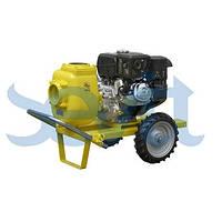 Бензиновая мотопомпа JB 4-100 G10 MKL03 TROLLEY