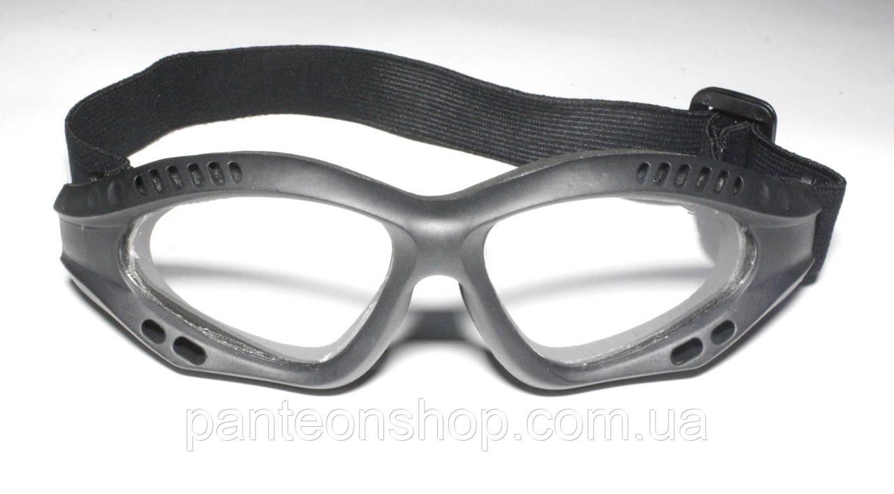 Окуляри захисні BLACK V5