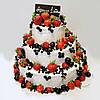 Голые торты Naked cakes, торты в стиле Рустик