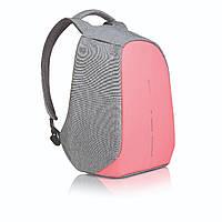 "Городской рюкзак антивор XD Design Bobby Compact Anti-Theft backpack 14"" Розовый"