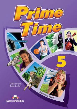 Prime Time 5 Student's Book, фото 2