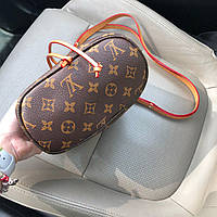Сумка-мешок копия Louis Vuitton. Мини размер, фото 2