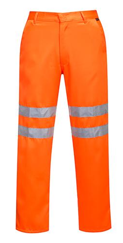 Светоотражающие полихлопковые брюки RIS RT45