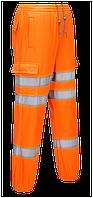 Светоотражающие спортивные брюки для бега RT48