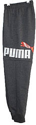 Штаны спорт на мальчика манжеты puma 4-8 лет (деми)