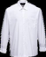 Классическая рубашка с длинными рукавами S103