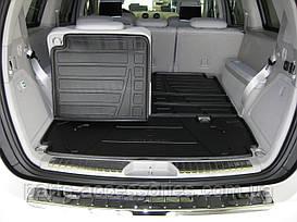 Коврик в багажник к Mercedes GL X164 2006-2012 новый оригинал