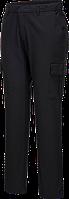 Эластичные зауженные брюки Combat S231