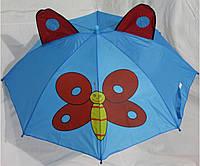 Детский зонт трость полуавтомат Д00065/0