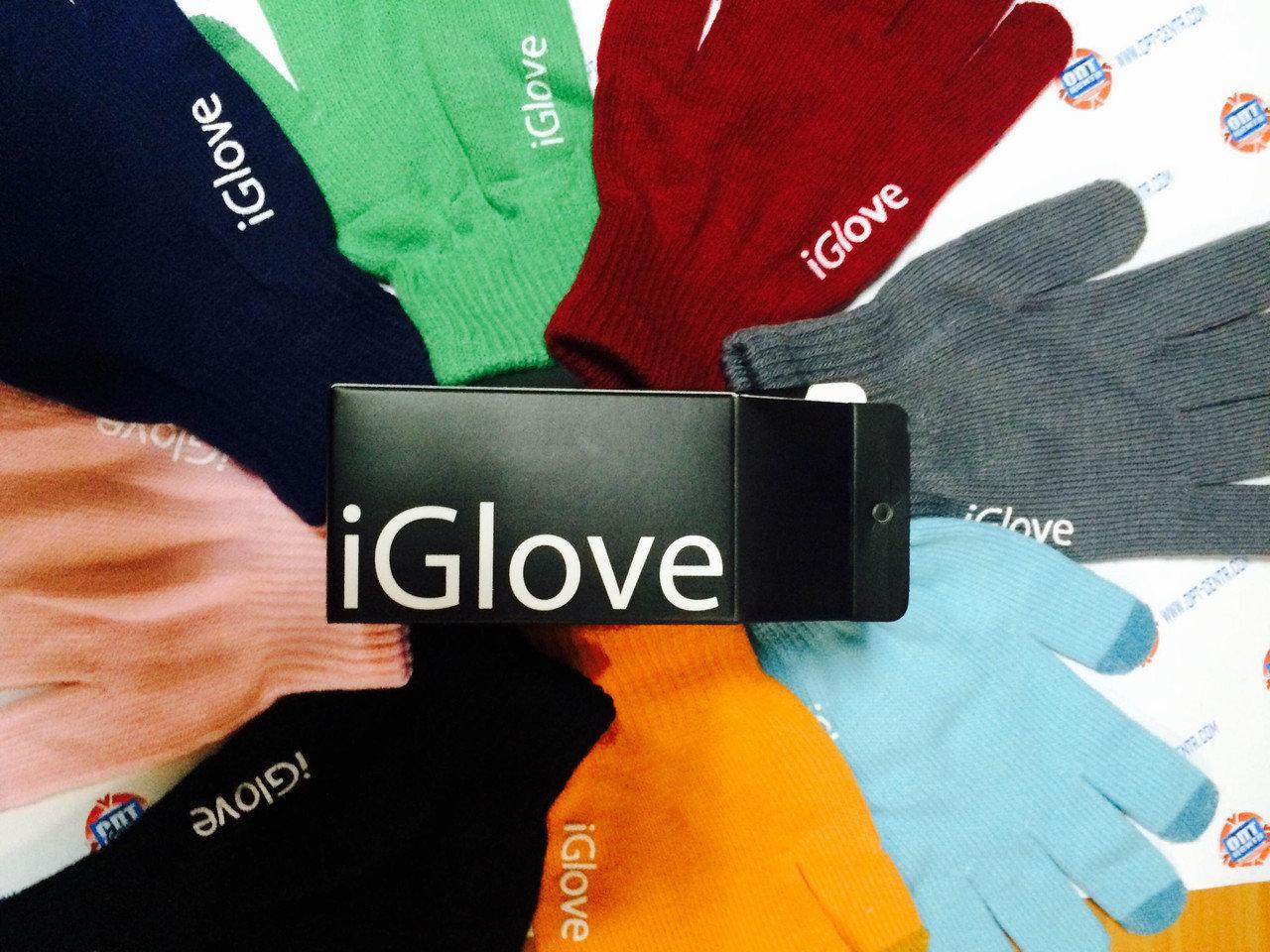 🔥 Сенсорные перчатки iGlove для смартфонов, перчатки для сенсорных телефонов