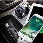 ФМ модулятор FM трансмиттер CAR X8 с Bluetooth MP3 (X8), фото 6