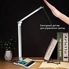 Беспроводное зарядное устройство + LED лампа (2в1), фото 3