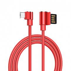 Дата кабель Hoco U37 Long Roam USB to Micro USB (1.2m) Черный
