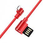 Дата кабель Hoco U37 Long Roam USB to Micro USB (1.2m) Черный, фото 2