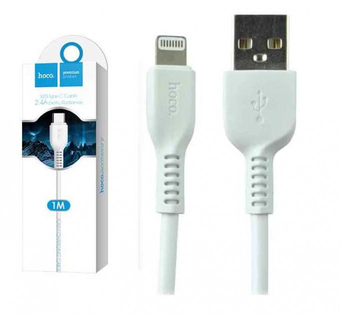 Зарядный кабель Hoco X20 Lightning 2A для Apple iPhone Original