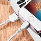 Зарядный кабель Hoco X20 Lightning 2A для Apple iPhone Original, фото 4