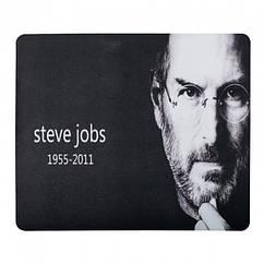 Коврик для мышки Optima Steve Jobs