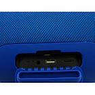 Портативная bluetooth колонка Boombox BIG FM MP3 Синяя (46349), фото 3