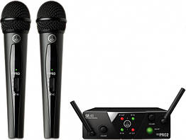Микрофон AKG WMS40 Mini Dual Vocal Set