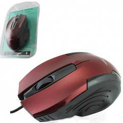 Мышь проводная Active A110 FC-3020 Черная