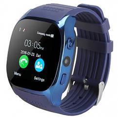 Цифровые Сенсорные Умные Смарт Часы Smart Watch T8