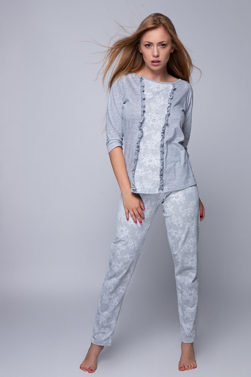 Пижама  Sensis Marceline серый