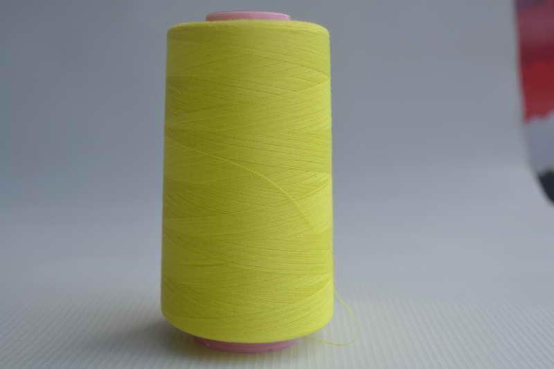 Швейные нитки разных цветов 785