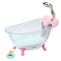 Интерактивная ванночка для куклы Baby Born - Веселое купание, Zapf Creation 3+ (824610)