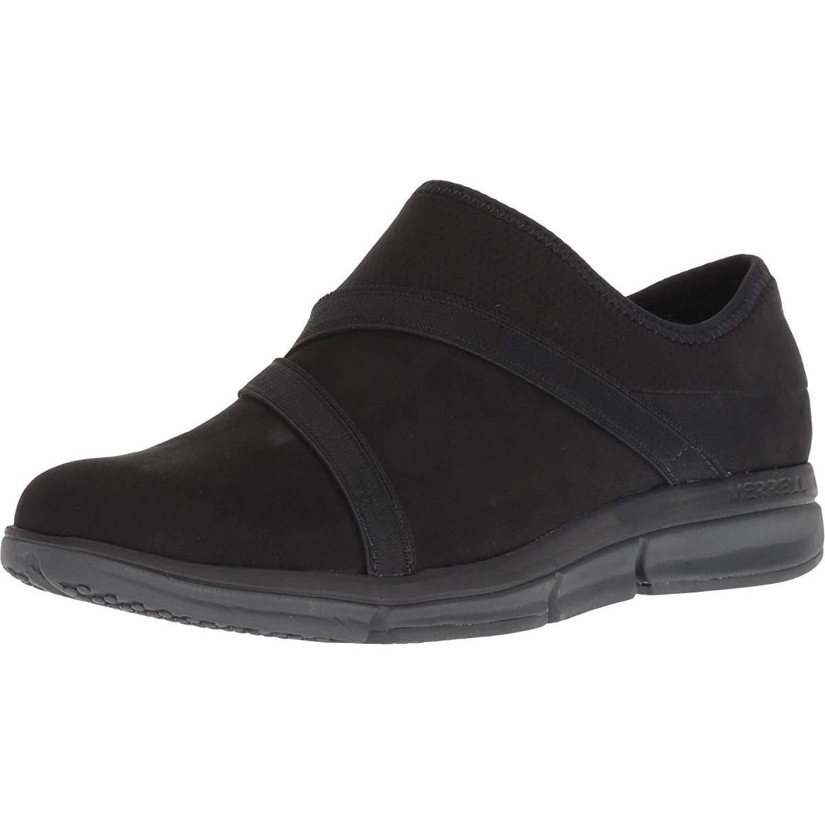 Кроссовки Merrell Zoe Sojourn Leather Q2 Black - Оригинал, фото 1