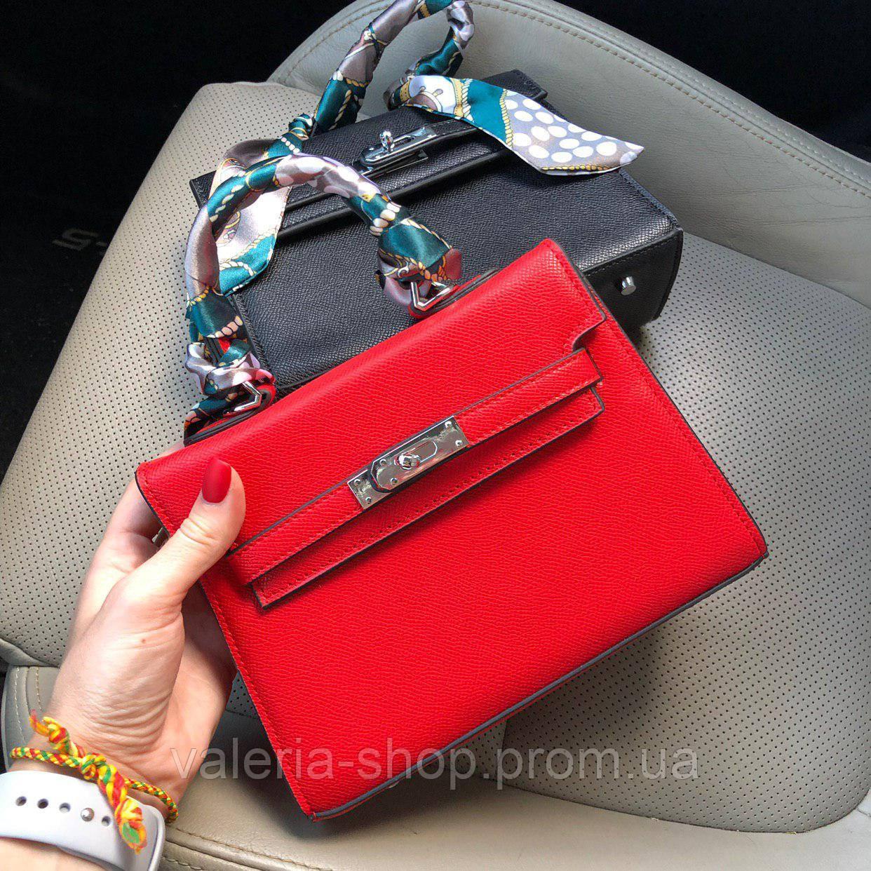 Мини-сумочки в стиле Hermes Kelly