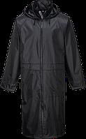 Классический дождевик для взрослых S438 Черный