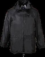 Классическая дождевая куртка S440 Черный, 4XL