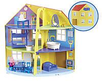 Домик с мебелью Дом семьи Пеппы Peppa 06384, фото 1