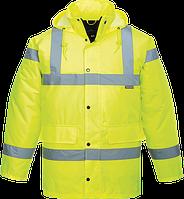 Светоотражающая воздухопроницаемая куртка  S461