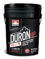PС DURON HP 15W-40 ( 20л ). Полусинтетическое моторное масло.