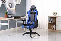 Кресло геймерское Nordhold Ymir Черно-синий