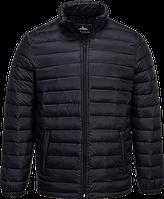 Простеганная полосами куртка Aspen S543