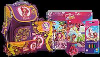 Школьный набор для девочек Mia&Me