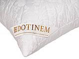 Подушка стеганая холлофайбер 70х70 OLIMPIA, фото 2
