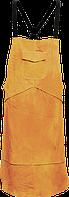 Кожаный фартук для сварочных работ Portwest SW10, Желто-коричневый