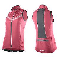 Женский вело-жилет 2XU Microclimate Reflector Vest (Артикул: WC3010a)