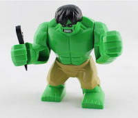 Большие фигурки Лего Халк 7-9 см конструктор аналог, фото 1