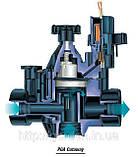 Электромагнитный клапан 200-PGA-9V. Автоматический полив Rain Bird, фото 5