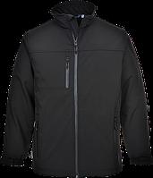 Куртка из софтшелла (3 слоя) TK50