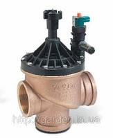 Электромагнитный клапан 300-BPES. Автоматический полив Rain Bird