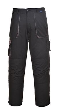 Контрастные брюки Portwest Texo на подкладке TX16