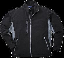 Двухцветная плотная флисовая куртка Portwest Texo TX40
