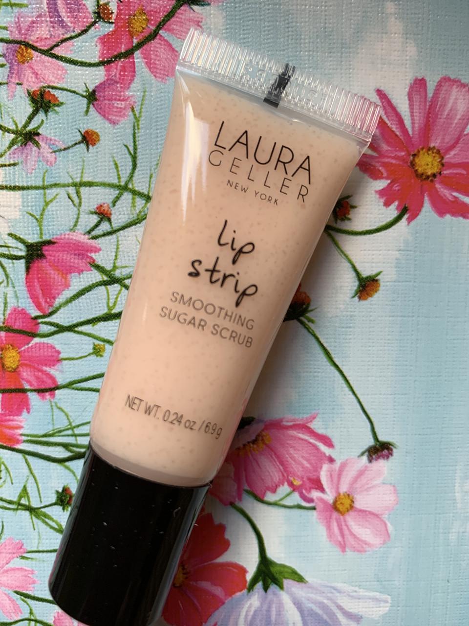 Сахарный скраб для губ LAURA GELLER Lip Strip Sugar Scrub