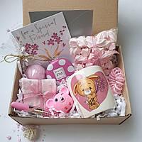 Набор для девочки 5-10 лет. Подарок для подружки, сестры, дочки, племянницы, одноклассницы.